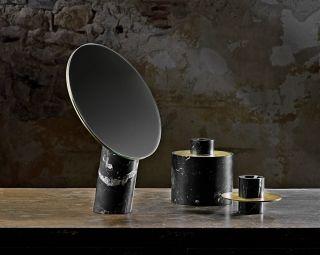 Desco Mirror, Desco Box e Desco Candlestick