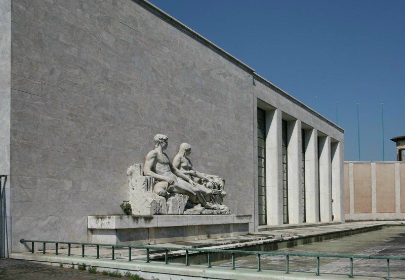 Stones of Italian identity. A journey through architecture and design